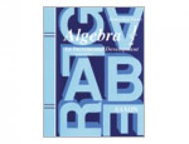 Saxon Algebra 1/2 Home Study Kit Third Edition (8th Grade)
