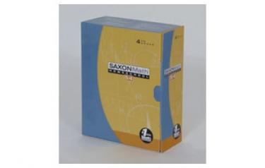 Saxon Math 54 Home Study Kit Third Edition (4th Grade)