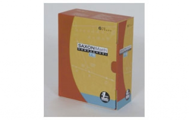 Saxon Math 76 Home Study Kit Fourth Edition (6th Grade)