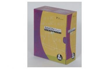 Saxon Math 87 Home Study Kit Third Edition (7th Grade)