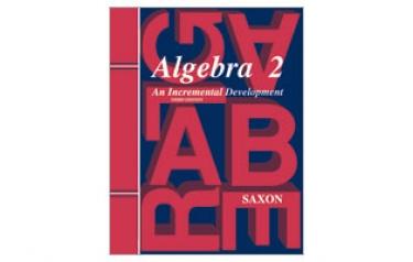 Saxon Algebra 2 Answer Key and Tests 3rd Edition (9th - 12th Grade)