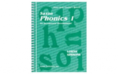 Saxon Phonics 1 Student Workbook and Readers First Edition