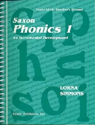 Saxon Phonics 1 Home Study Kit First Edition