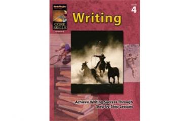 Core Skills Writing Grd 4