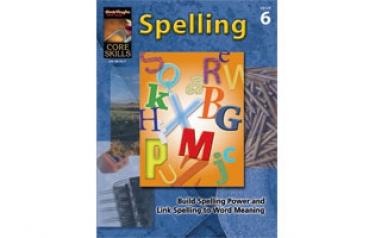 Core Skills Spelling Grd 6