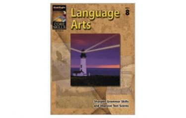 Core Skills Language Arts Grd 8