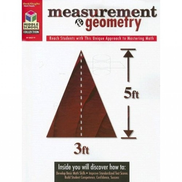 Middle School Collection Math Measurement and Geometry Grades 5-8