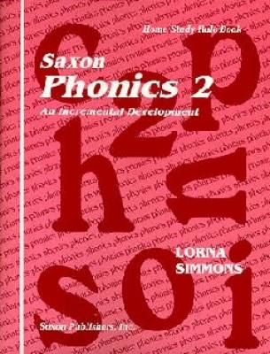 Saxon Phonics 2 Teaching Tools First Edition