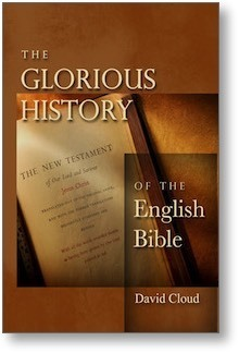 Glorious History of the English Bible, The