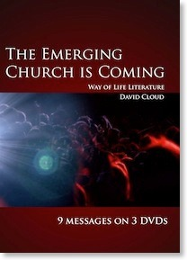 Emerging Church is Coming, The, DVD Set