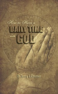 How to Have a Daily Time with God