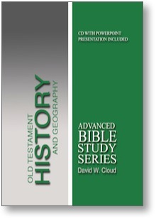 Old Testament History and Geography - Spiral Bound and Large Print
