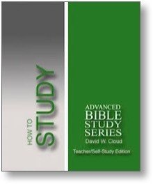 How To Study The Bible - Spiral Bound and Large Print