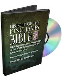 History of the King James Bible DVD