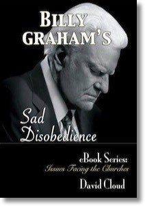 Billy Graham's Sad Disobedience