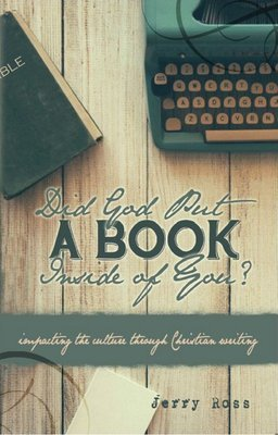 Did God Put a Book Inside of You?