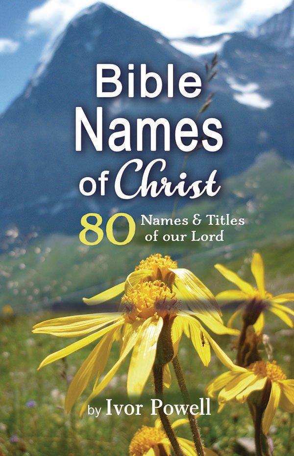 Bible Names of Christ