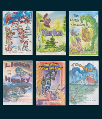 All 6 Children's Books