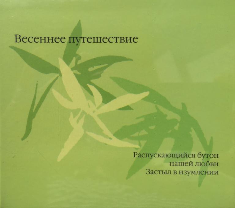 CD Duo Zikr «Весеннее путешествие» 12+ 00148
