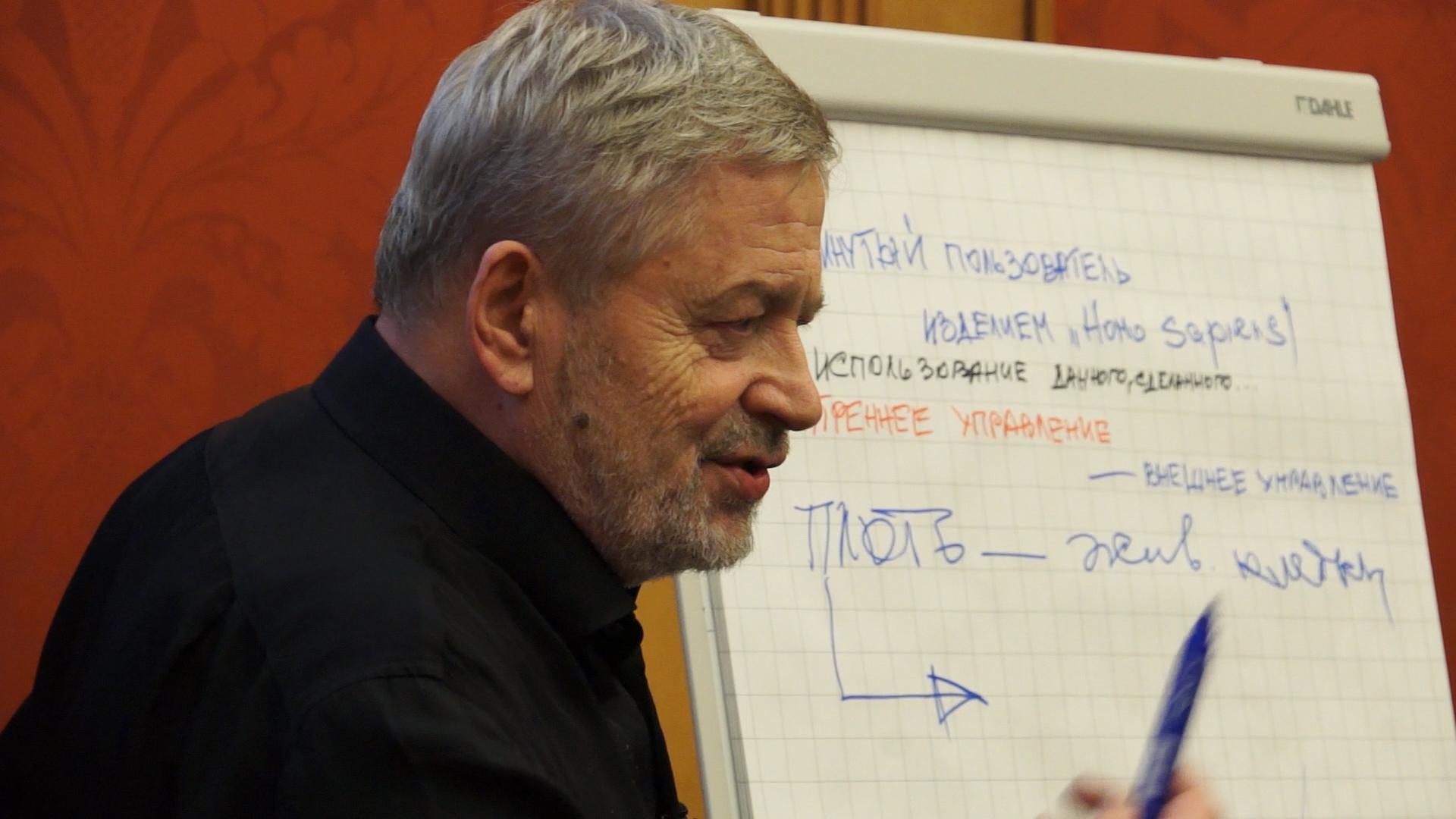 Цикл бесед в Москве «Вселенная субъективности. День первый», 14 марта в 17.00. В день беседы - только за наличный расчет. 00158