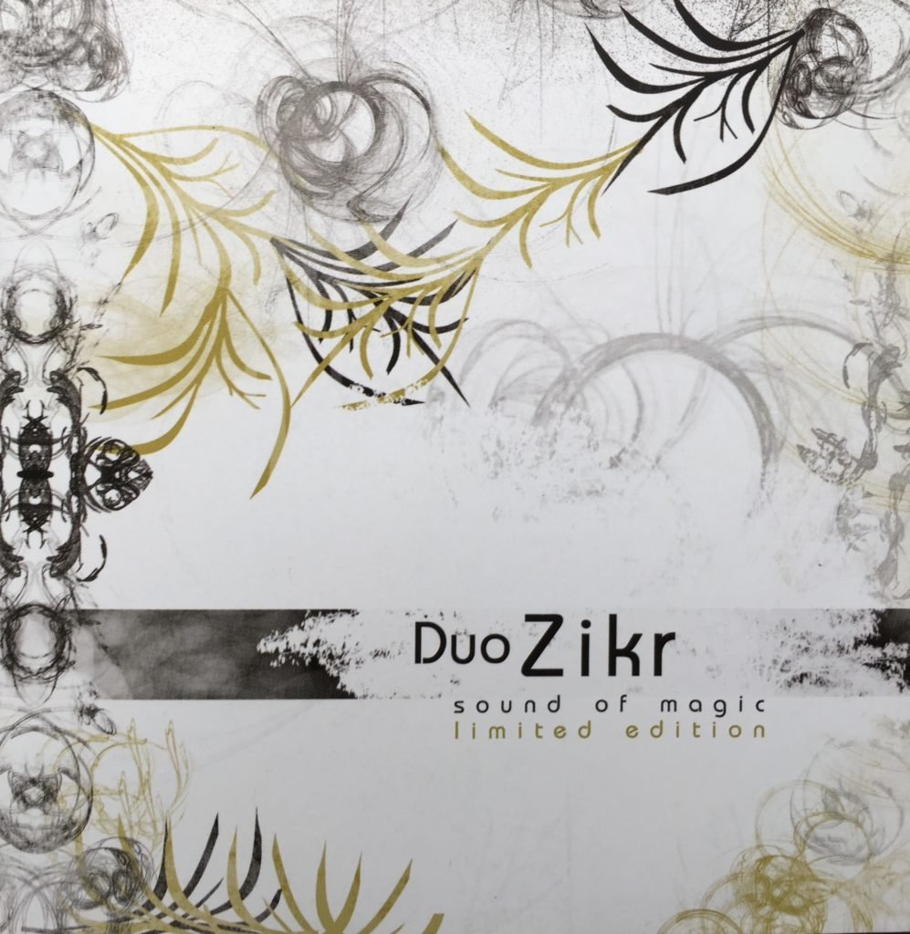 "CD Duo Zikr ""Sound of magic 12+"