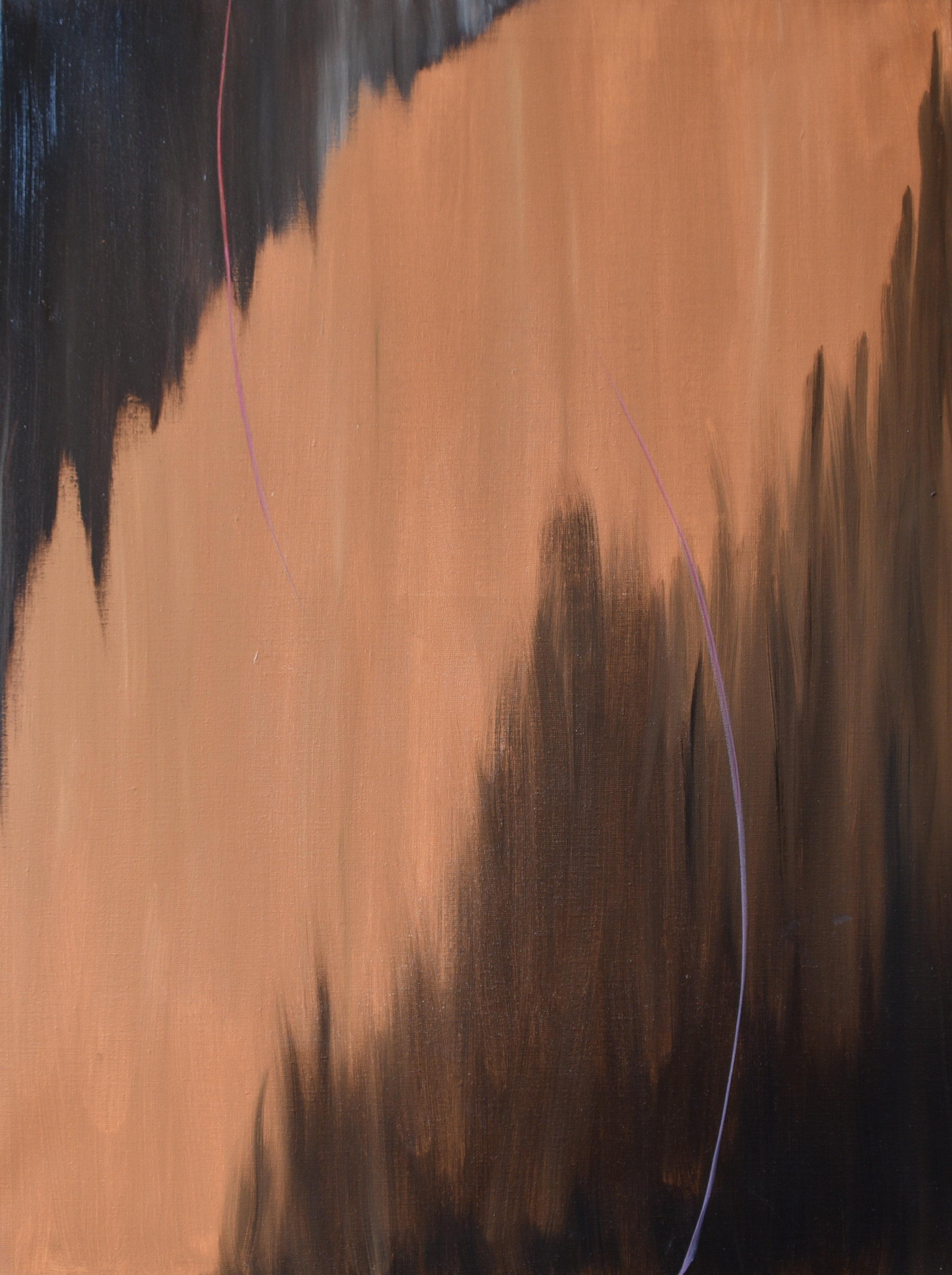 """Картина Марии Архангельской """"Земля"""", из цикла """"Четыре стихии"""". 00080"""