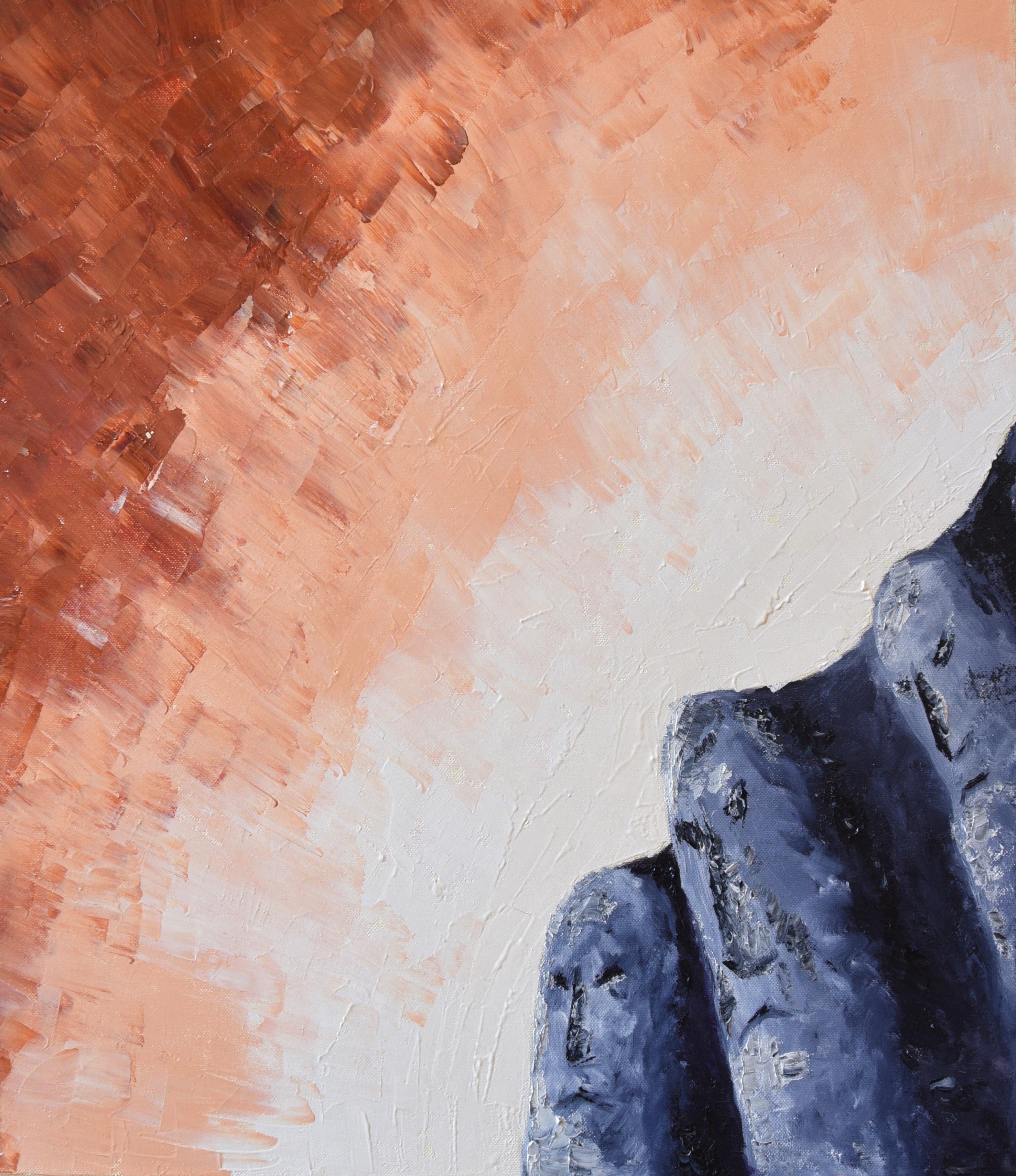 """Картина Марии Архангельской """"В луче света. Во имя его"""". 00081"""