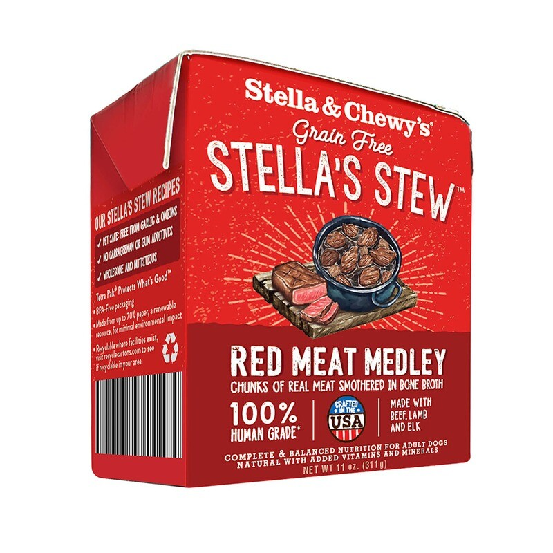 Red Meat Medley Stew