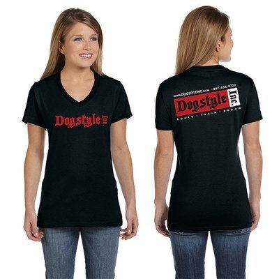 Dogstyle Inc V-Neck Shirt