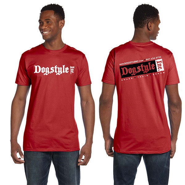 Dogstyle Inc. Crew T-Shirt