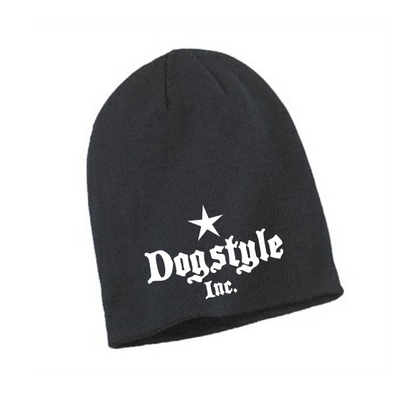 Big Slouch Beanie - Black
