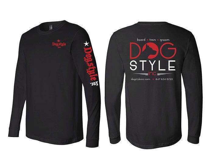 Dogstyle Inc. Longsleeve T-Shirt