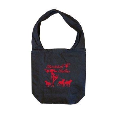 Bombshell Hobo Bag - (Black)