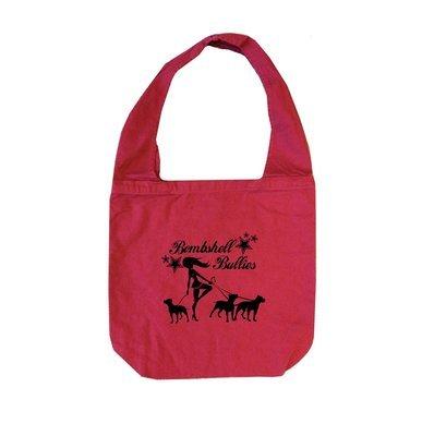Bombshell Hobo Bag - (Red)