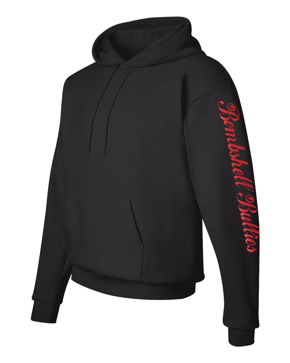 Bombshell Unisex Pullover Sweatshirt 00084