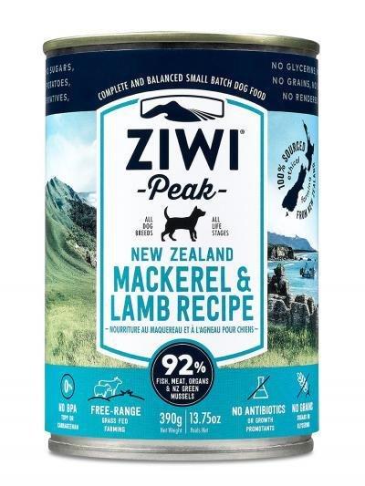 Ziwi Peak Moist Mackerel & Lamb For Dogs