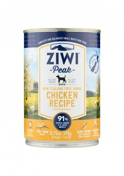 Ziwi Peak Moist Free-Range Chicken For Dogs
