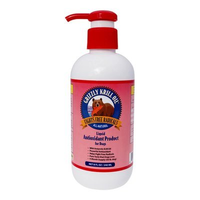 Krill Oil- Grizzly Pet Products