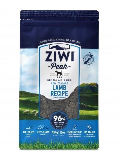 Ziwi Peak Air-Dried Lamb (5.5lb or 8.8lb)
