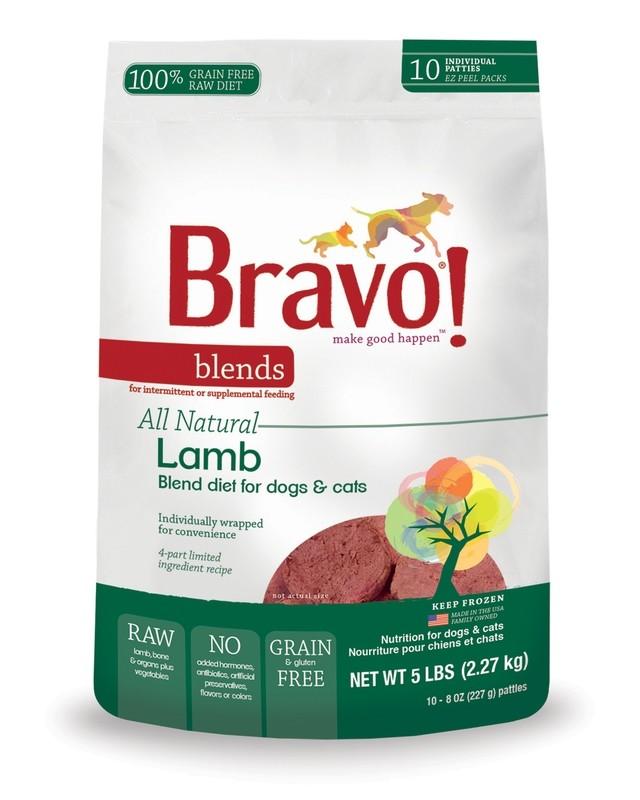 Lamb Blend Patties