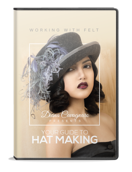 Your Guide to Hat Making - Working with Felt