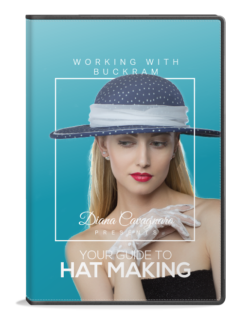 Your Guide to Hat Making - Working with Buckram