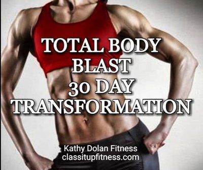 Total Body Blast 30 Day Transformation