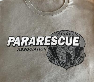 pja/ Green PJA Pararescue Motto T-Shirt