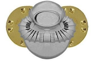 bdg/ SCUBA Badge - Mirror Finish (Mini Size) 04-0002