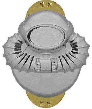 bdg/ SCUBA Badge - Mirror Finish (Regulation Size) 04-0003