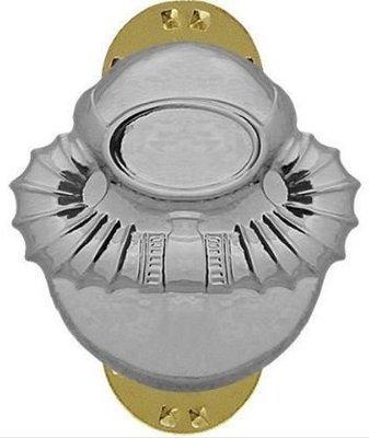 bdg/ SCUBA Badge - Mirror Finish (Regulation Size)