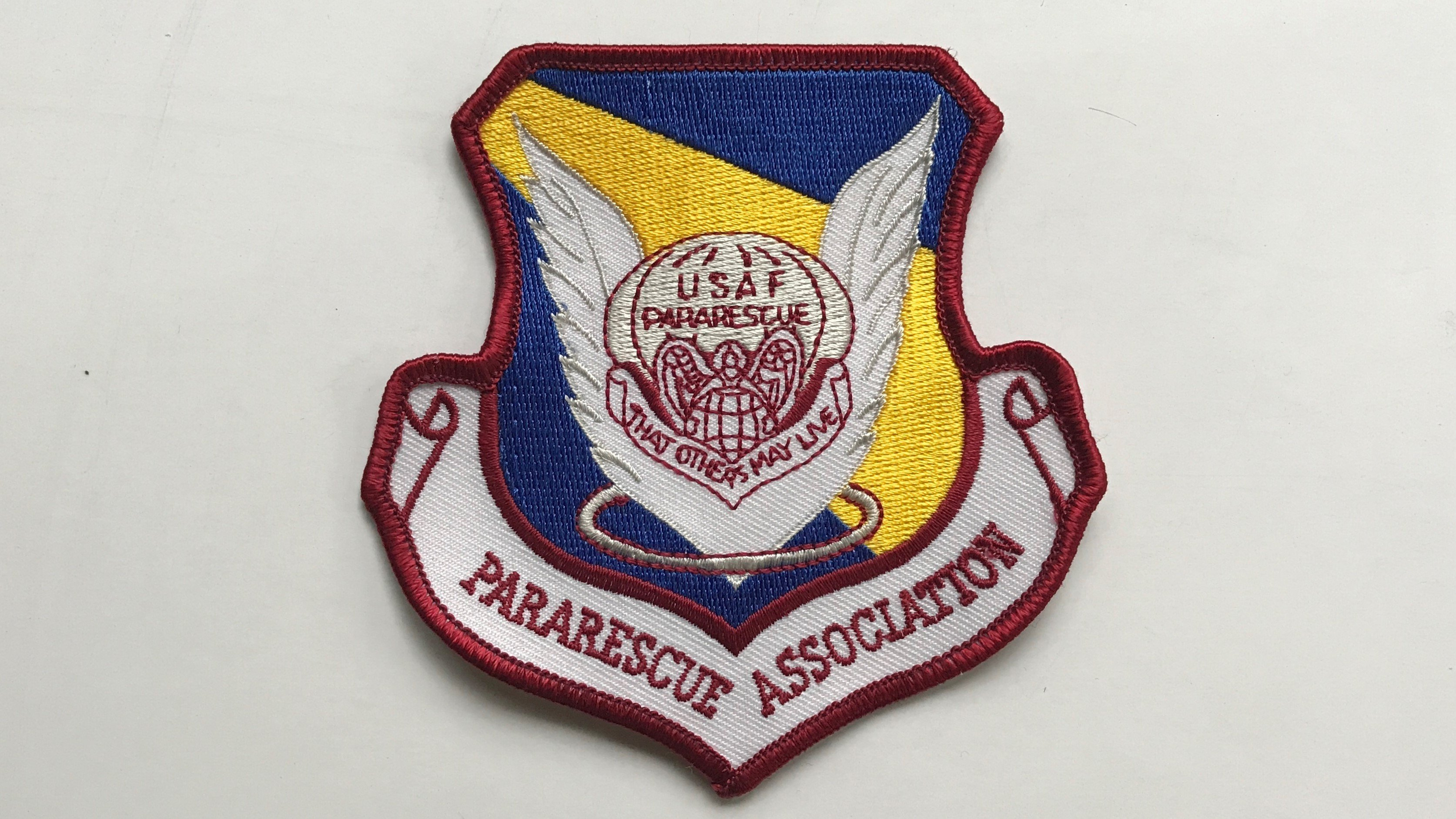 pja/ PJA Patch - PJA 4 Inch, 5 color embroidered patch 01-0012