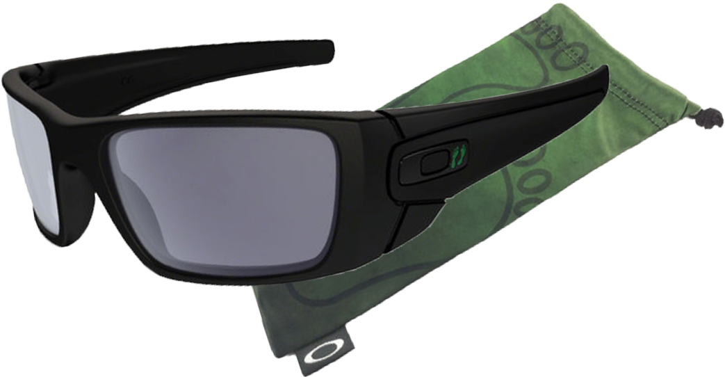 pja/ PJ Jolly Green Oakley Sunglasses 01-0004