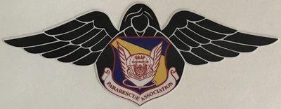 dsp/ PJ Association Guardian Angel Sticker x2